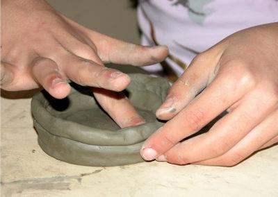 11_Manipolazione dell'argilla
