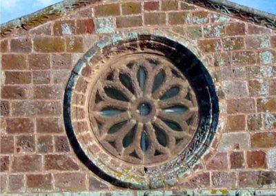 Dettaglio chiesa San Giorgio