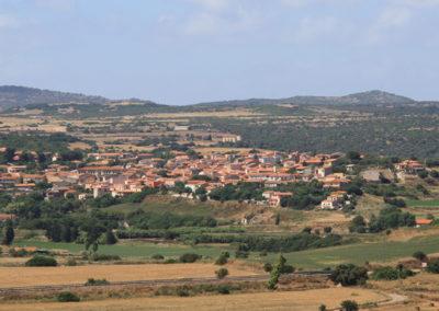 Panorama di Perfugas
