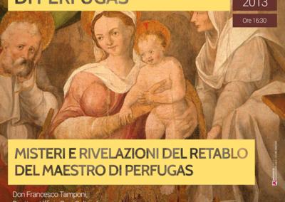 Misteri e rivelazioni del retablo del maestro di Perfugas