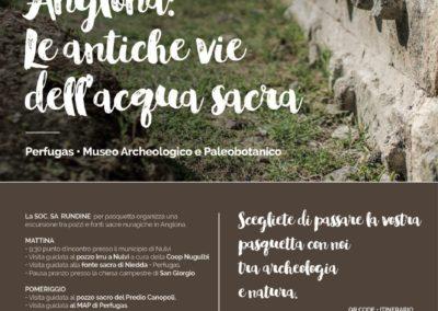 Anglona • le antiche vie dell'acqua sacra
