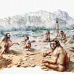Pannello Paleolitico Museo Perfugas