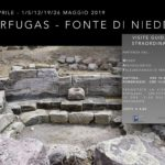 Perfugas visita guidata fonte di Niedda